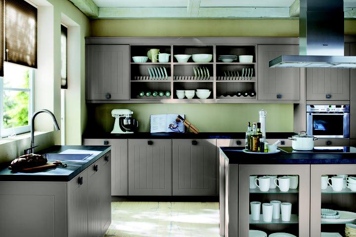 Landhuis keuken hkkeukens for Keuken landhuis