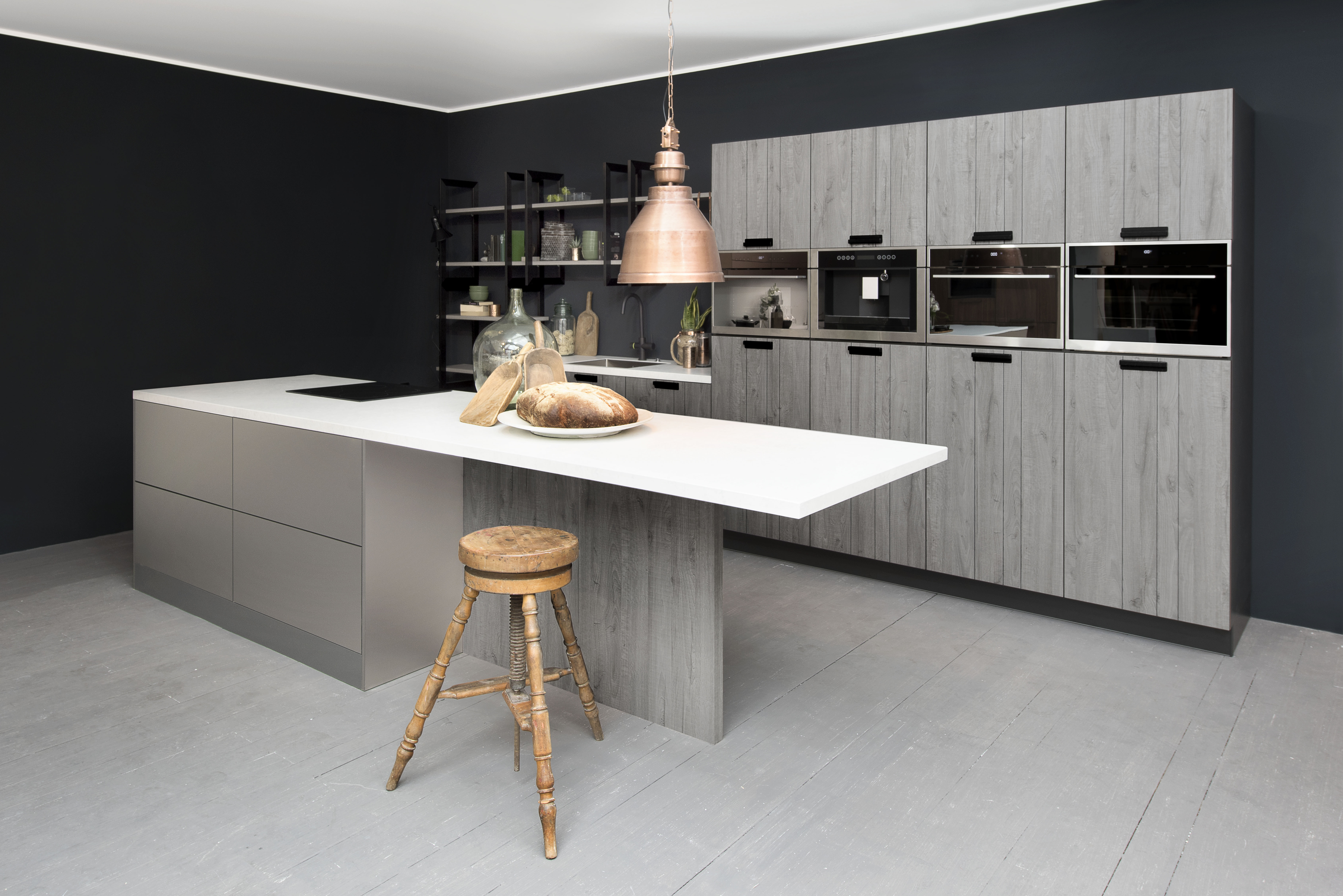 Moderne keuken hkkeukens
