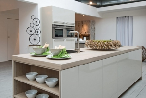 moderne keuken, HK Keukens, Lanaken, Diest